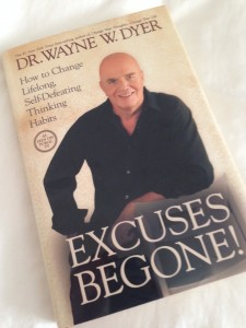 Excuses Begone! is one of many best-sellers by the late Dr. Wayne Dyer.