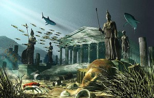Is the Lost Continent of Atlantis to be discovered under the sea?