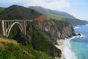 The views of Big Sur are captivating!