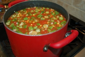 Like soup, a good idea needs to simmer!