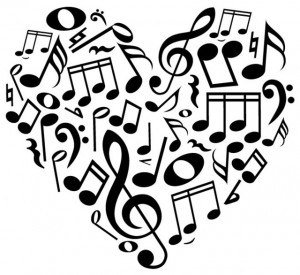 Songs can touch our hearts and send our spirits soaring.